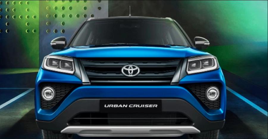 Toyota Urban Cruiser Compact SUV आज लॉन्च: आप सभी को पता होना चाहिए