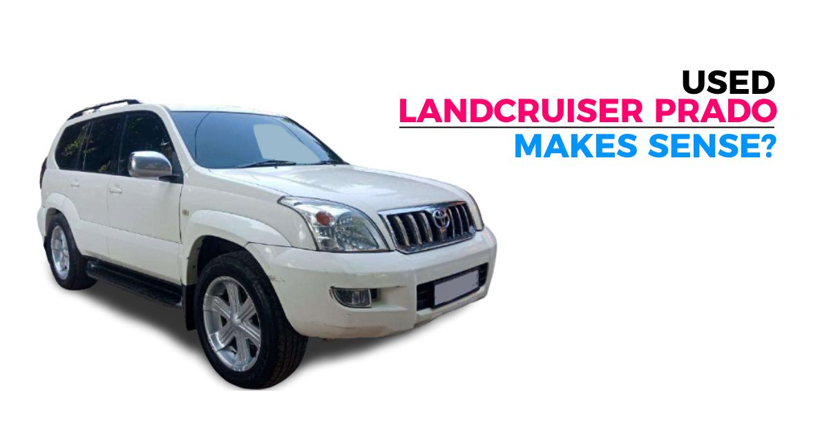 बिक्री के लिए 5 Toyota Land Cruiser Prado SUV: क्यों Prado बहुत मायने रखता है