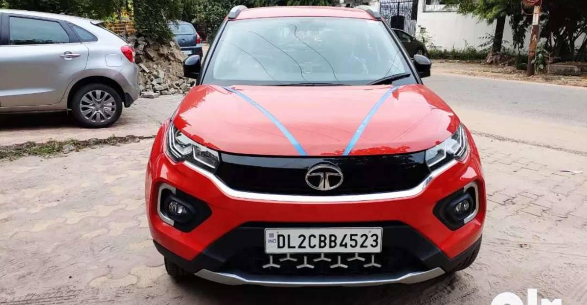 बिक्री के लिए 3 लगभग-नयी 2020 Tata Nexon Facelift SUV