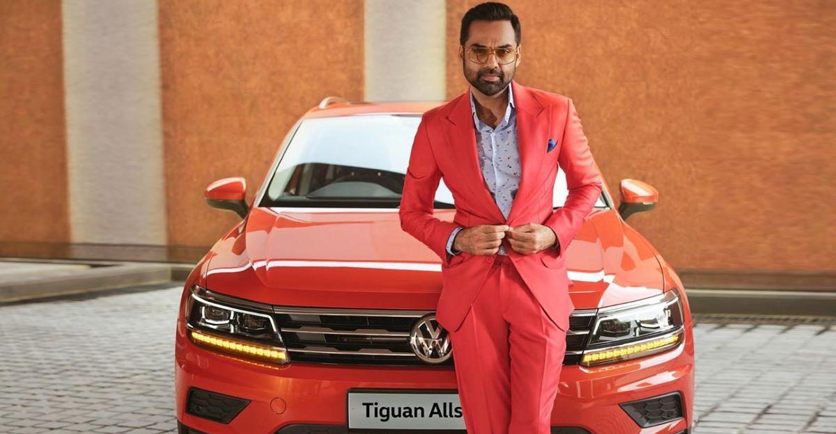 Abhay Deol की नई सवारी एक Volkswagen Tiguan AllSpace लक्जरी एसयूवी है