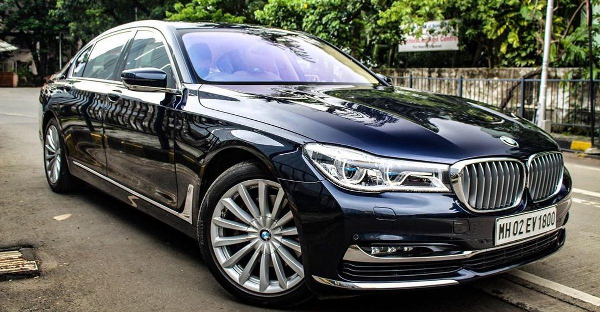 2 साल पुरानी BMW 7-series आधी कीमत पर बिक रही है: इसमें फुल मेंटेनेंस पैकेज है