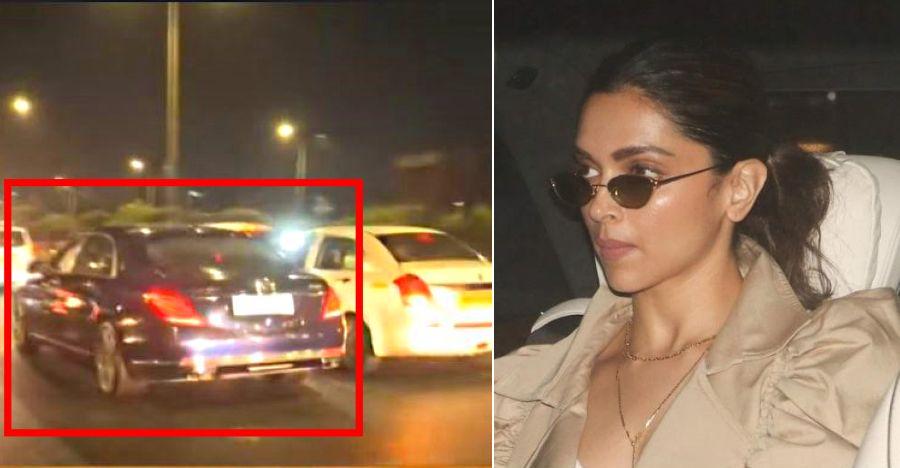 सेलिब्रिटी का पीछा करने वाले मीडिया घरानों के वाहनों को जब्त करने के लिए Mumbai Police