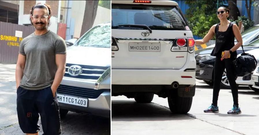 बॉलीवुड हस्तियों द्वारा उपयोग की जाने वाली व्यावहारिक कारें: Toyota Innova क्रिस्टा से लेकर Tata Harrier तक