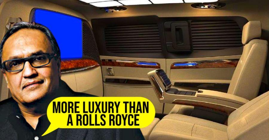 DC2 बताता है कि क्यों कस्टम Kia Carnival Rolls Royce & Maybach की तुलना में अधिक LUXURIOUS है