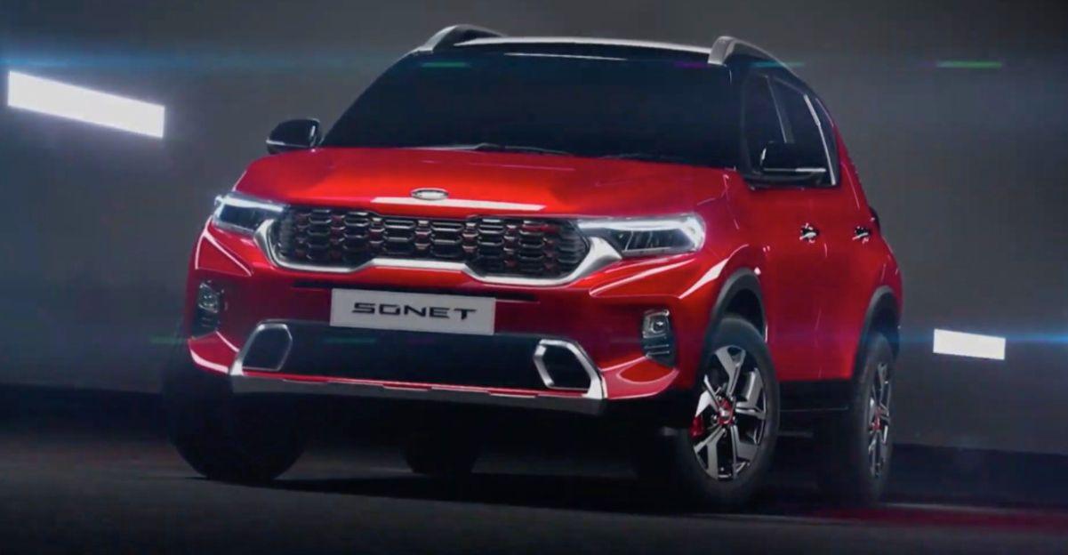 Kia Sonet Compact SUV लॉन्च: Hyundai Venue और Maruti ब्रीज़ा से सस्ता