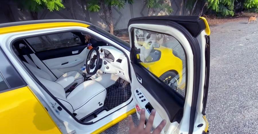मिलिए भारत की पहली Maruti Swift हवादार सीटों के साथ [वीडियो]