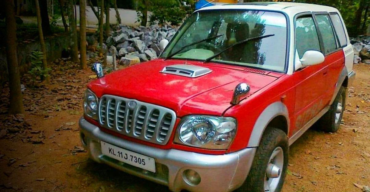 Tata Sierra, Mahindra Scorpio और Mitsubishi Pajero ने SUV को प्रेरित किया