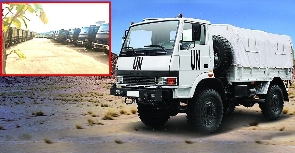 Thai Army Tata Motors से 4X4 के साथ 600 सैन्य ट्रक खरीदेगी