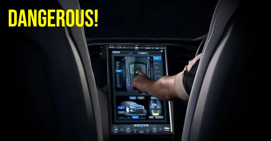 नए अध्ययन में कहा गया है कि शराब पीकर गाड़ी चलाने की तुलना में ड्राइविंग के दौरान Touchscreen का उपयोग करना अधिक खतरनाक है