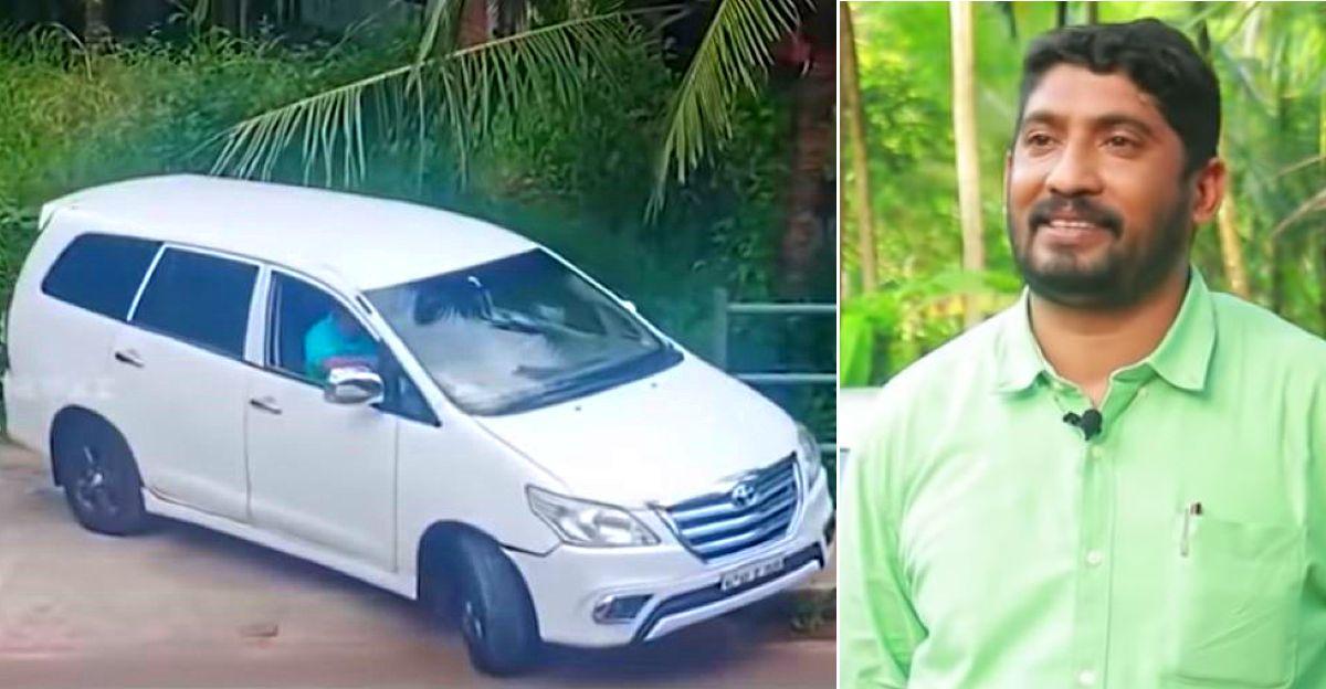 वीडियो पर भारत की समानांतर पार्किंग लीजेंड: यह भी नहीं जानते कि कोई व्यक्ति रिकॉर्डिंग कर रहा था