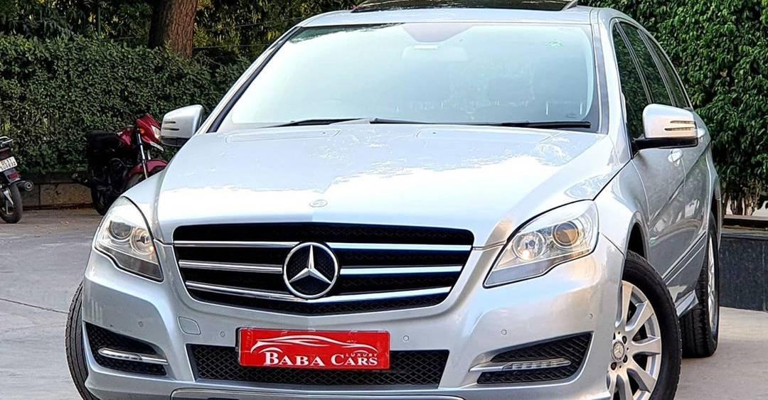 Used Audi Q7 , A4, Mercedes-Benz R-Class बिक्री के लिए: 10 लाख रुपये से शुरू होता है
