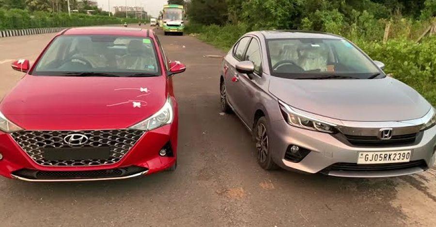 2020 Honda City बनाम नई Hyundai Verna: वीडियो पर मालिक की समीक्षा