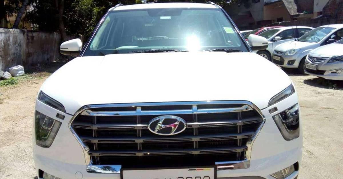 3 उपयोग की हुई 2020 Hyundai Creta मध्यम आकार के SUVs बिक्री के लिए: छोड़ें प्रतीक्षा अवधि