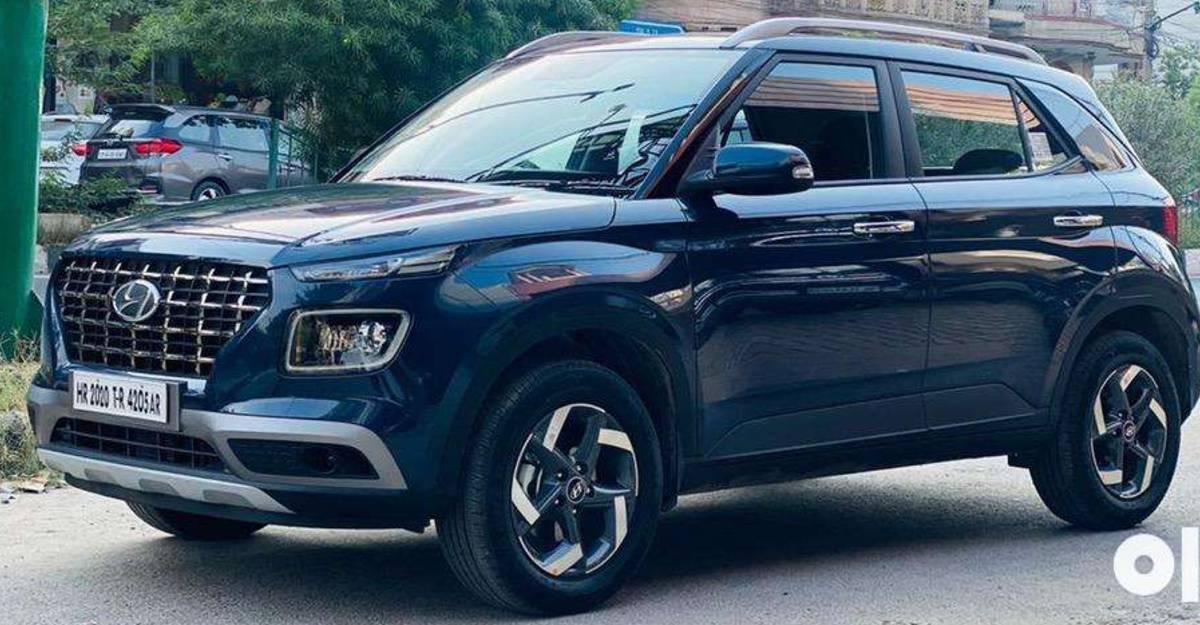 3 लगभग-नयी, उपयोग की हुई Hyundai Venue sub-4m कॉम्पैक्ट एसयूवी बिक्री के लिए