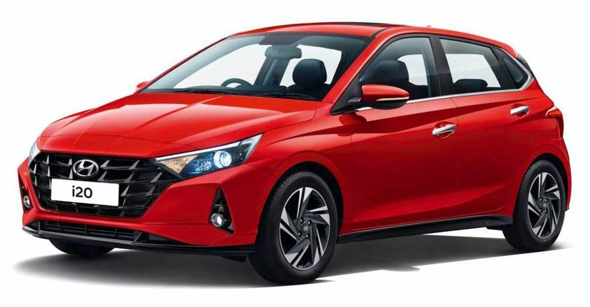 2020 Hyundai i20 वेरिएंट, इंजन विवरण आधिकारिक लॉन्च से पहले पता चला
