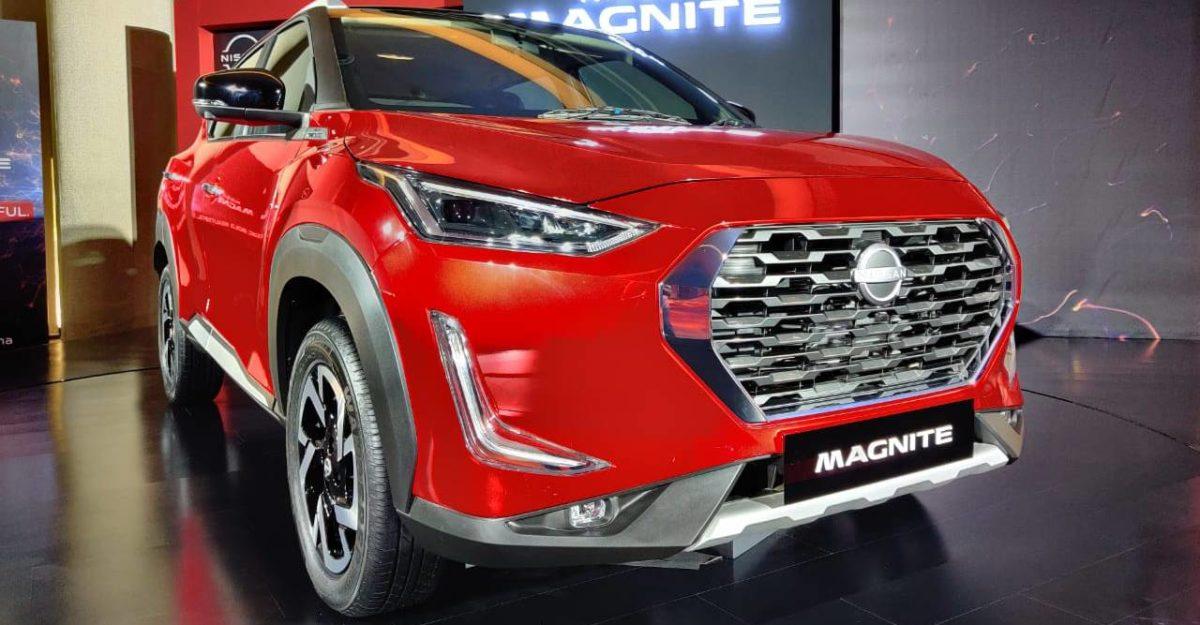 Nissan Magnite ने नवंबर मूल्य घोषणा से पहले आधिकारिक तौर पर अनावरण किया