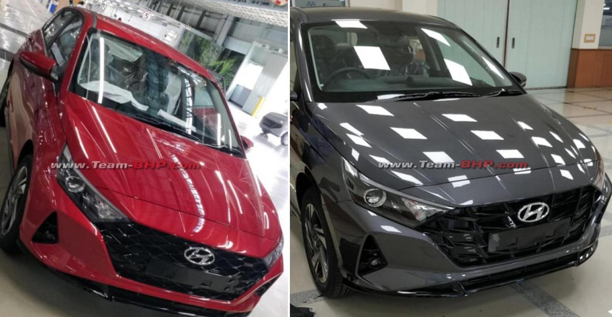 भारत में बिलकुल नयी Hyundai Elite i20: पहली तस्वीरें!