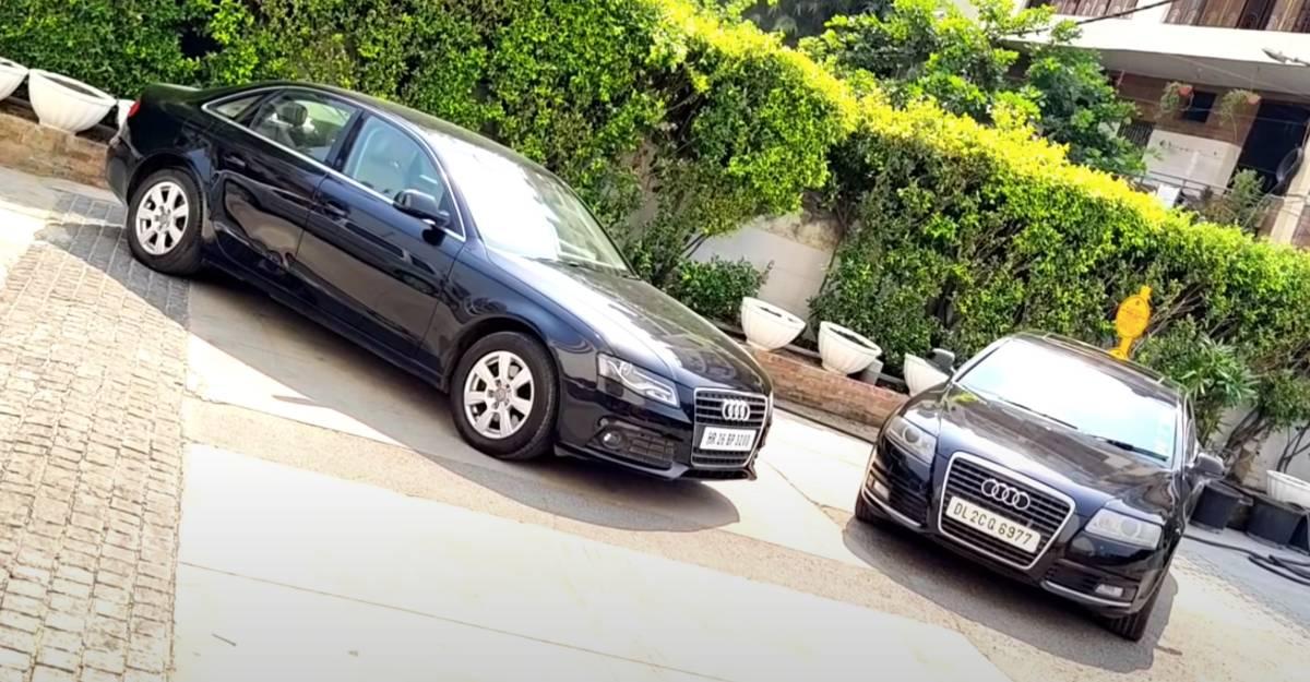 9 लाख रुपये से कम कीमत की Used Audi लग्जरी सेडान