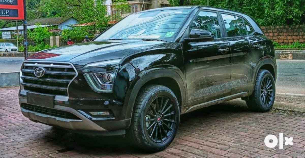 बिक्री के लिए लगभग नई 2020 Hyundai Creta SUVs: प्रतीक्षा अवधि को छोड़ दें