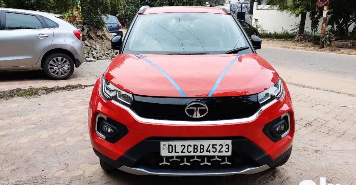 बिक्री के लिए 2020 Tata Nexon पेट्रोल सब -4m कॉम्पैक्ट SUV: प्रतीक्षा अवधि छोड़ें