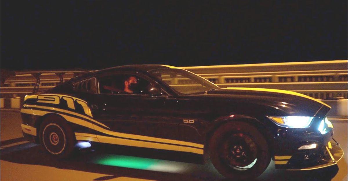 भारत का सबसे बड़ी ध्वनि का Ford Mustang सरासर पागलपन है [Video]