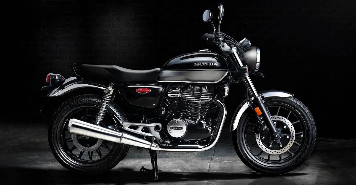 Honda CB 350 H'ness retro मोटरसाइकिल: इमेज गैलरी