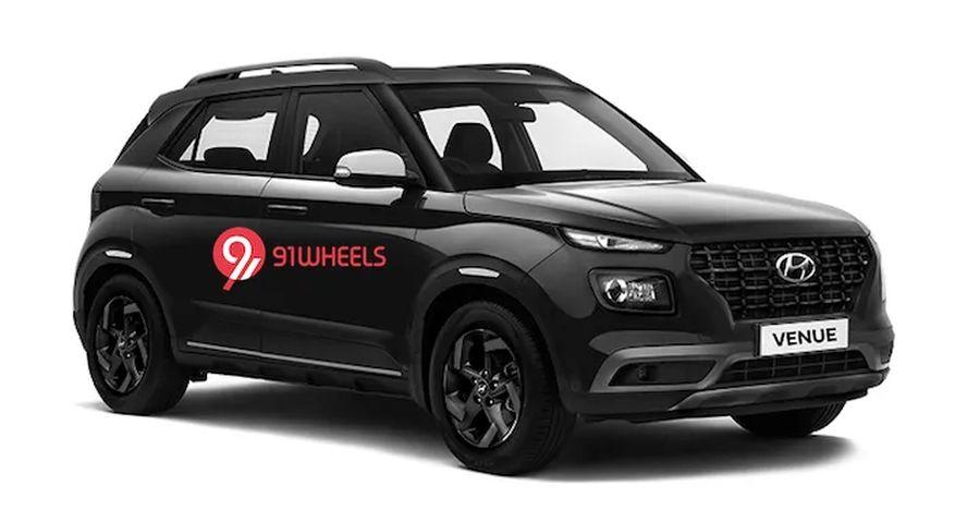 Hyundai Venue Dark Edition: यह कैसा दिख सकता है