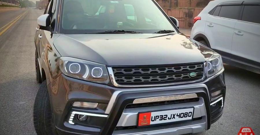 यह Maruti Suzuki Vitara Brezza Land Rover बनना चाहती है [वीडियो]