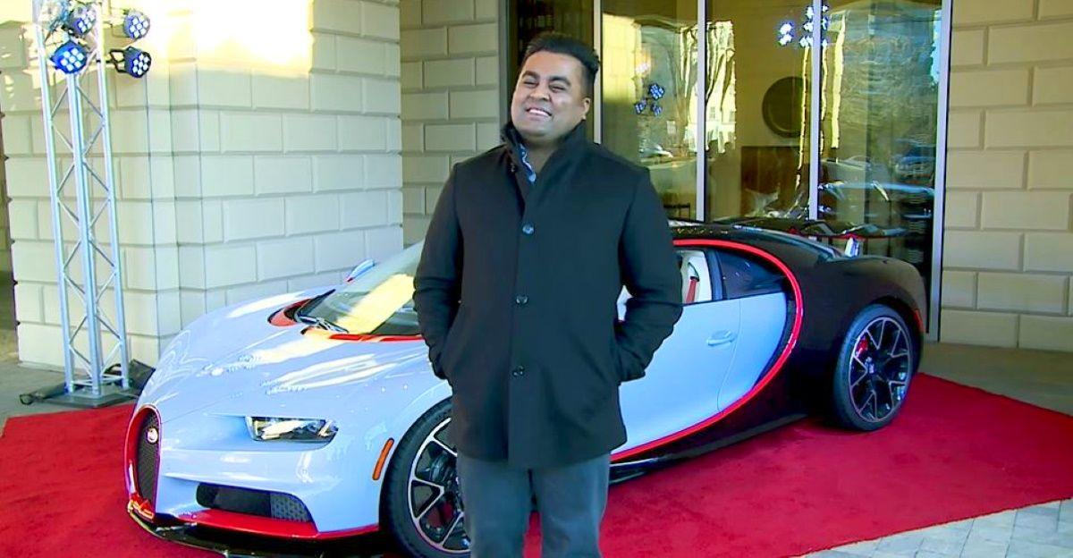 Mayur Shree से मिलें, एक Bugatti Chiron के लिए एकमात्र भारतीय: वे कारों के मालिक हैं [Video]