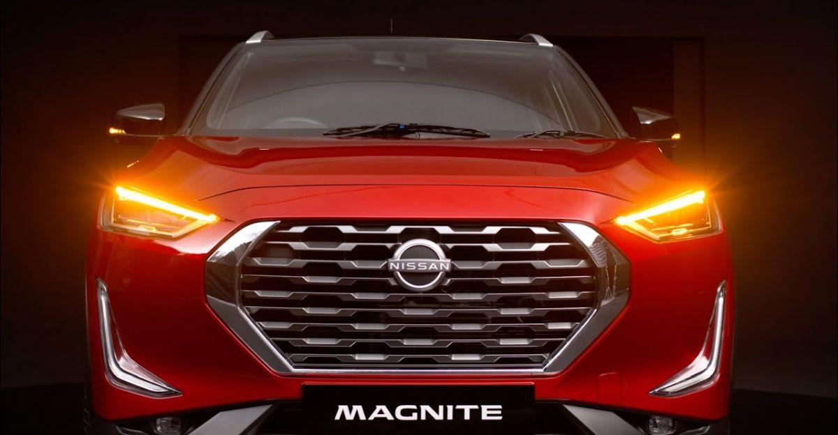 Nissan Magnite कॉम्पैक्ट एसयूवी: पहला TVC आउट