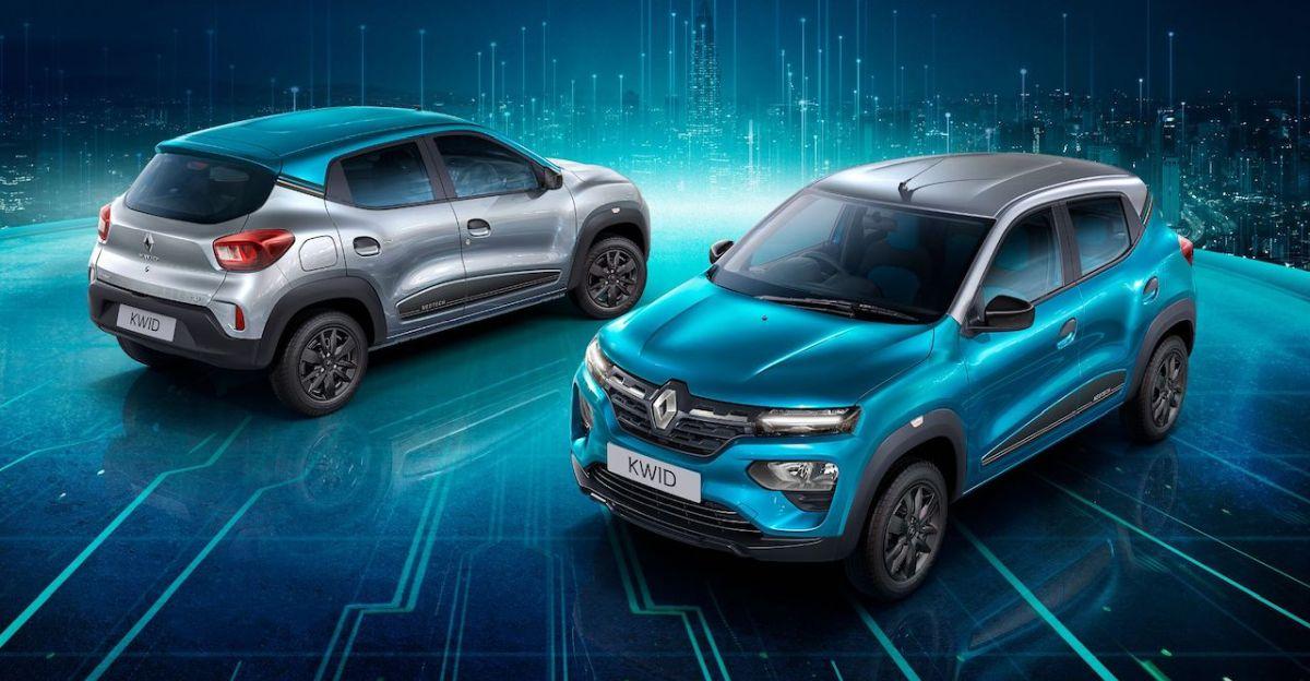 Renault Kwid Neotech एडिशन को लॉन्च किया गया