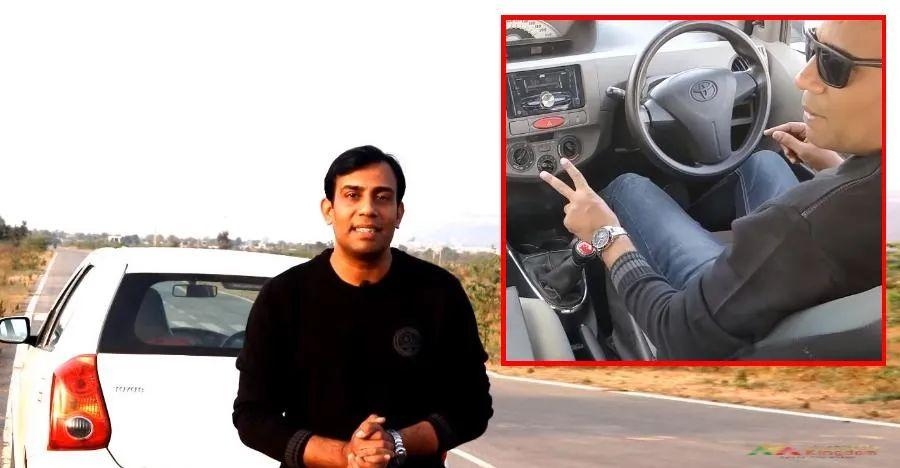 ब्रेक फेल होने पर 8 सेकंड में कार को कैसे रोकें? [वीडियो]