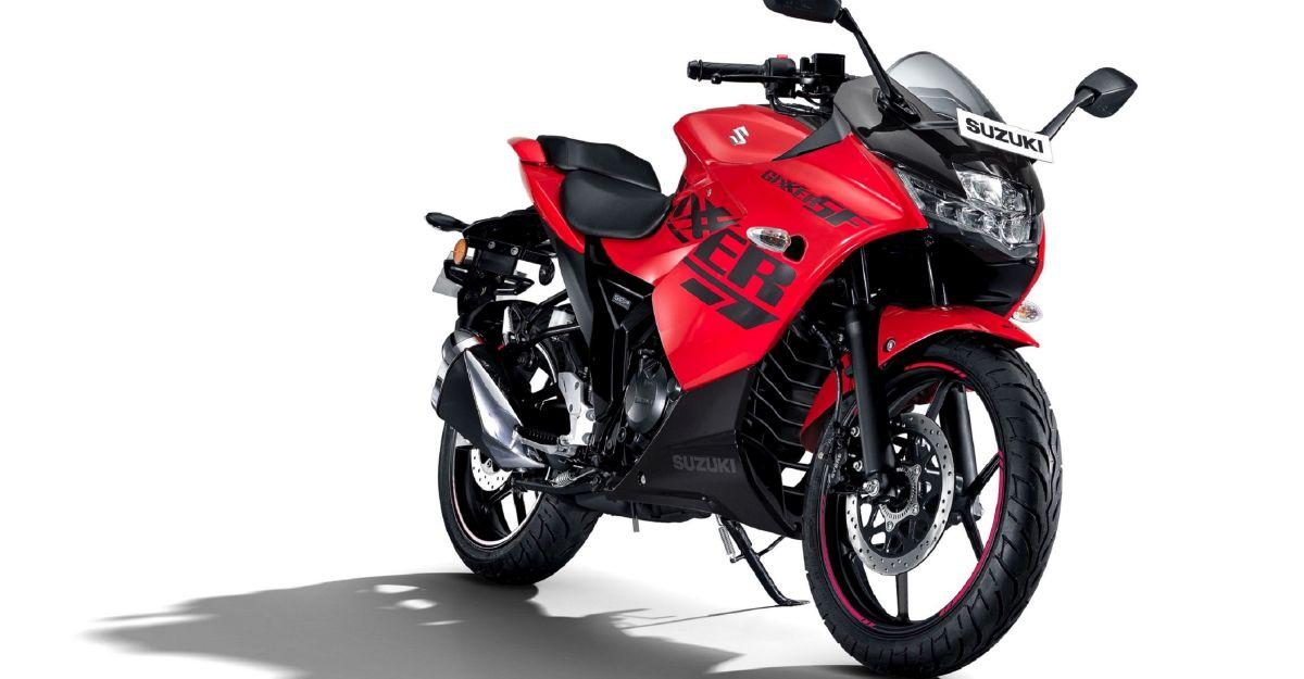 Suzuki ने Gixxer 250 & Gixxer series motorcycles की 100 वीं वर्षगांठ संस्करण का शुभारंभ किया