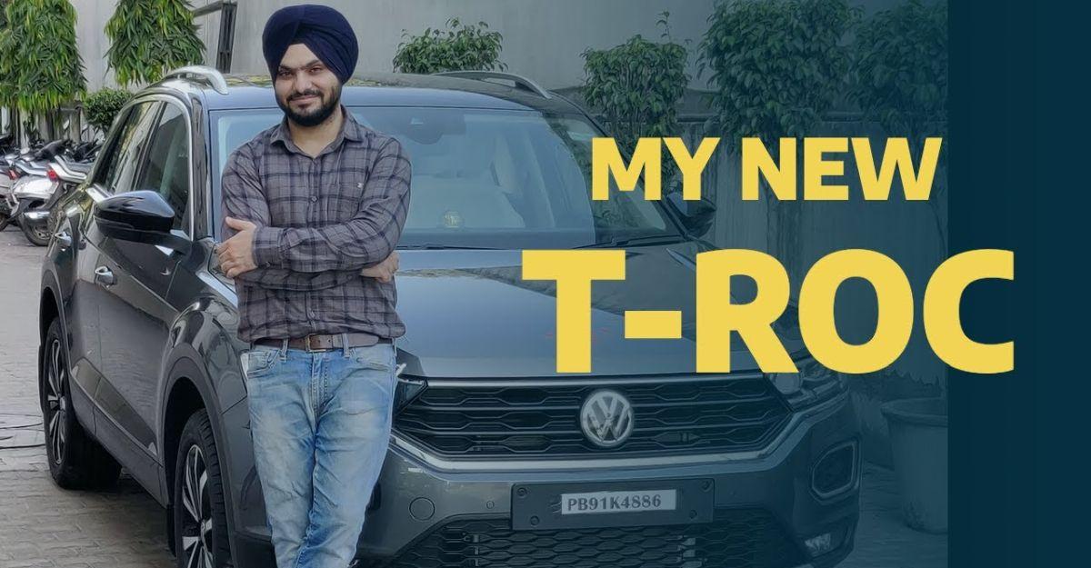Volkswagen T-RC एसयूवी: वीडियो पर पहला स्वामित्व समीक्षा