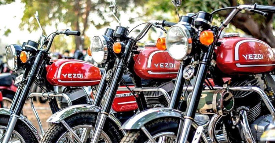 भारत की 10 भुला दी गयी JAWA और Yezdi मोटरसाइकिलें