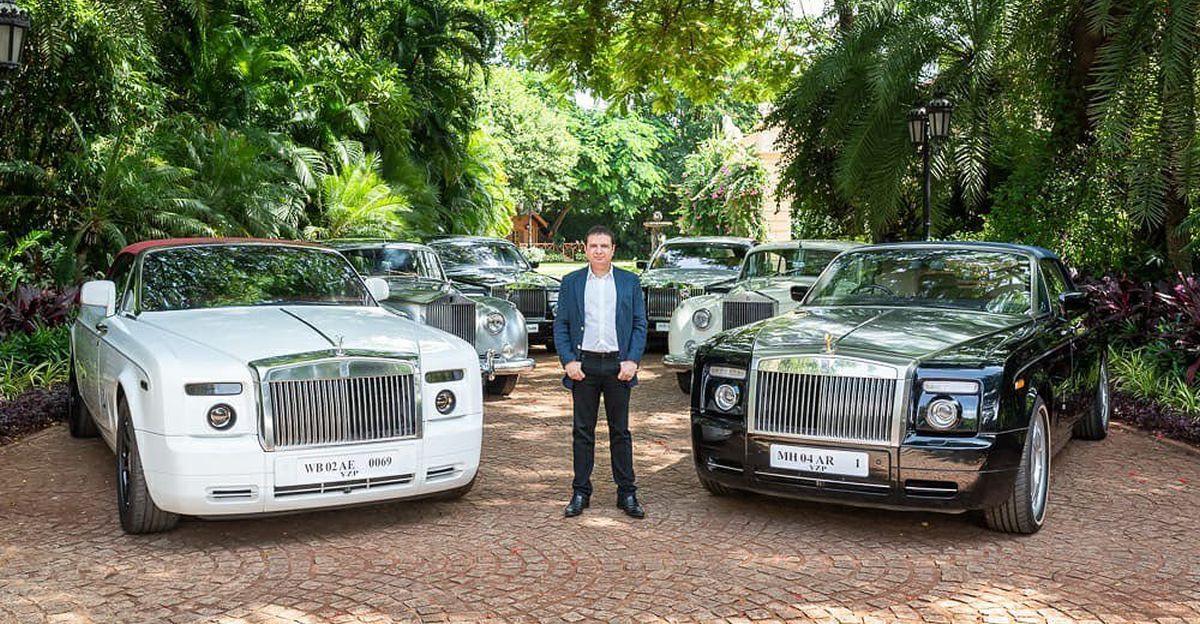 अरबपति योहन पूनावाला ने सुपर विदेशी कार संग्रह का खुलासा किया: Rolls Royce से Ferrari