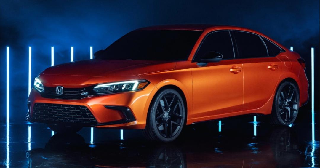 Honda ने 2022 Honda Civic प्रोटोटाइप का खुलासा किया