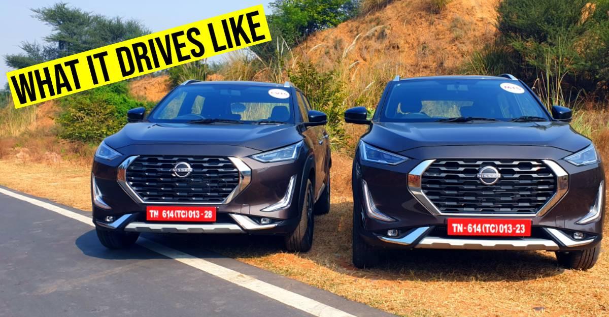 CarToq की पहली ड्राइव समीक्षा में Nissan Magnite कॉम्पैक्ट SUV [वीडियो]