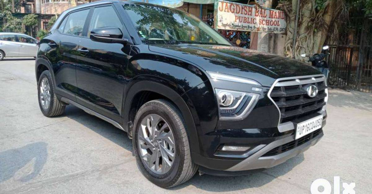 बिक्री के लिए Used नए Hyundai क्रेटा कॉम्पैक्ट एसयूवी: प्रतीक्षा अवधि छोड़ें