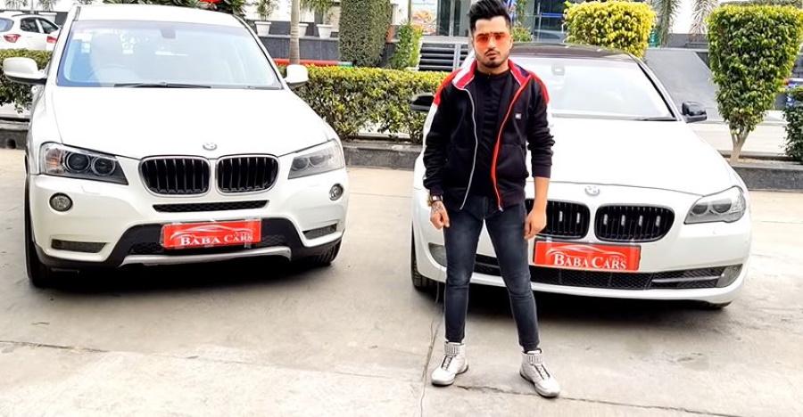 Used Audi & BMW लग्जरी कारें 10 लाख रुपये से शुरू