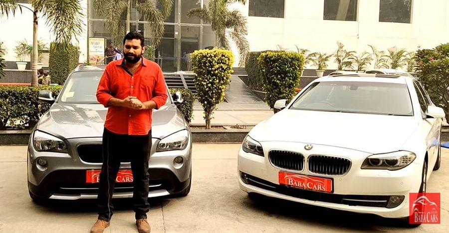 लक्जरी, अच्छी तरह मैनटैनेड यूज्ड BMW कार 10 लाख रुपये से शुरू [वीडियो]
