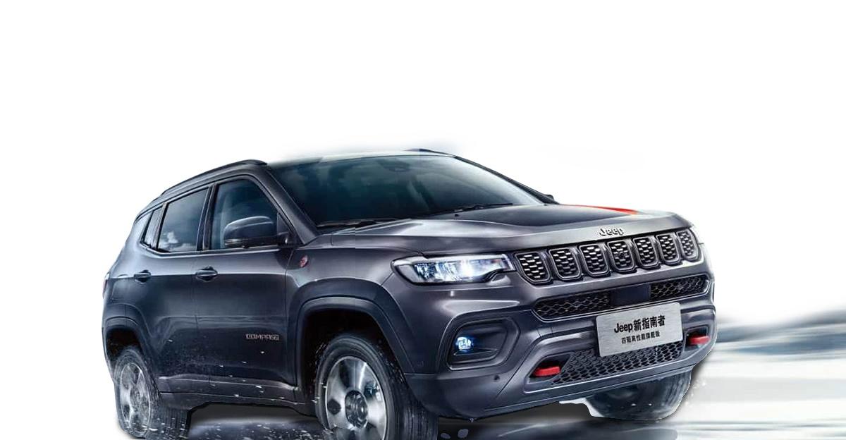 2021 Jeep Compass SUV Facelift से भारत के लिए क्या उम्मीद की जाए