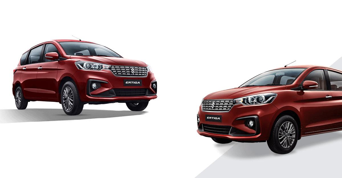 Maruti Suzuki की Ertiga MPV की बिक्री 5.5 लाख के पार