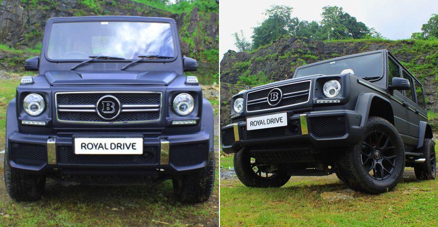 Mercedes G-Wagen स्टाइल Force Gurka off road SUV बिक्री के लिए
