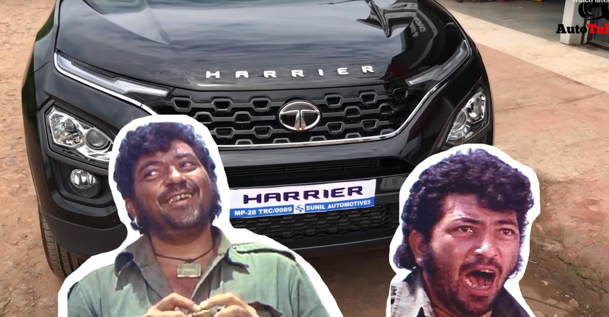 Harrier मालिक बताते हैं कि उन्होंने Seltos/ Creta/ Hector के बजाय Tata SUV क्यों खरीदी [वीडियो]