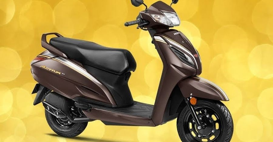 Honda Activa Special Edition को भारत में स्कूटर की 20 वीं सालगिरह के उपलक्ष्य में लॉन्च किया