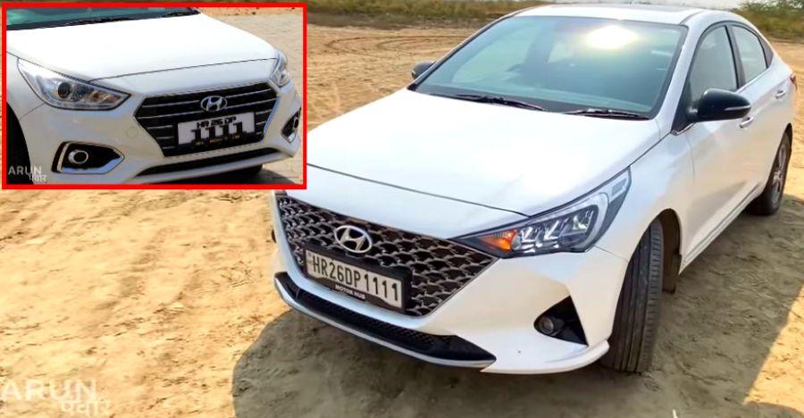 पुराने Hyundai Verna से All New Verna रूपांतरण, मात्र 1 लाख रुपये में [वीडियो]