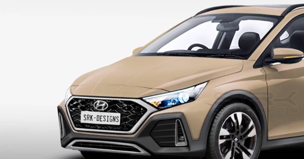 ऑल-न्यू Hyundai i20 Active क्रॉसओवर: यह कैसा दिख सकता है [वीडियो]