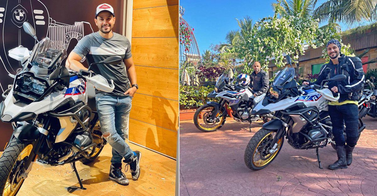बॉलीवुड अभिनेता Kunal Khemu ने BMW R1250 GS एडवेंचर सुपरबाइक खरीदा