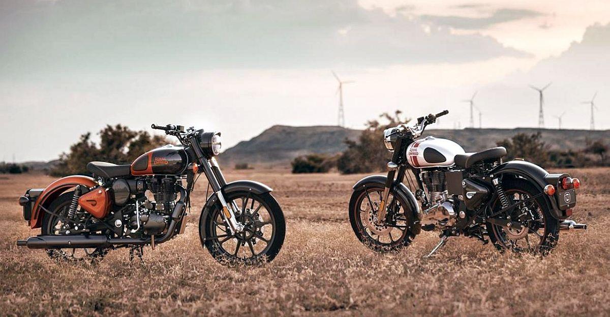Royal Enfield ने Classic 350 को नए रंगों में लॉन्च किया: 'मेक इट योरस' कस्टमाइज़ेशन प्रोग्राम लाइव हो गया